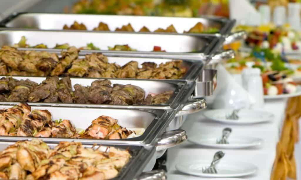 Thai Food Dinner Party Menu